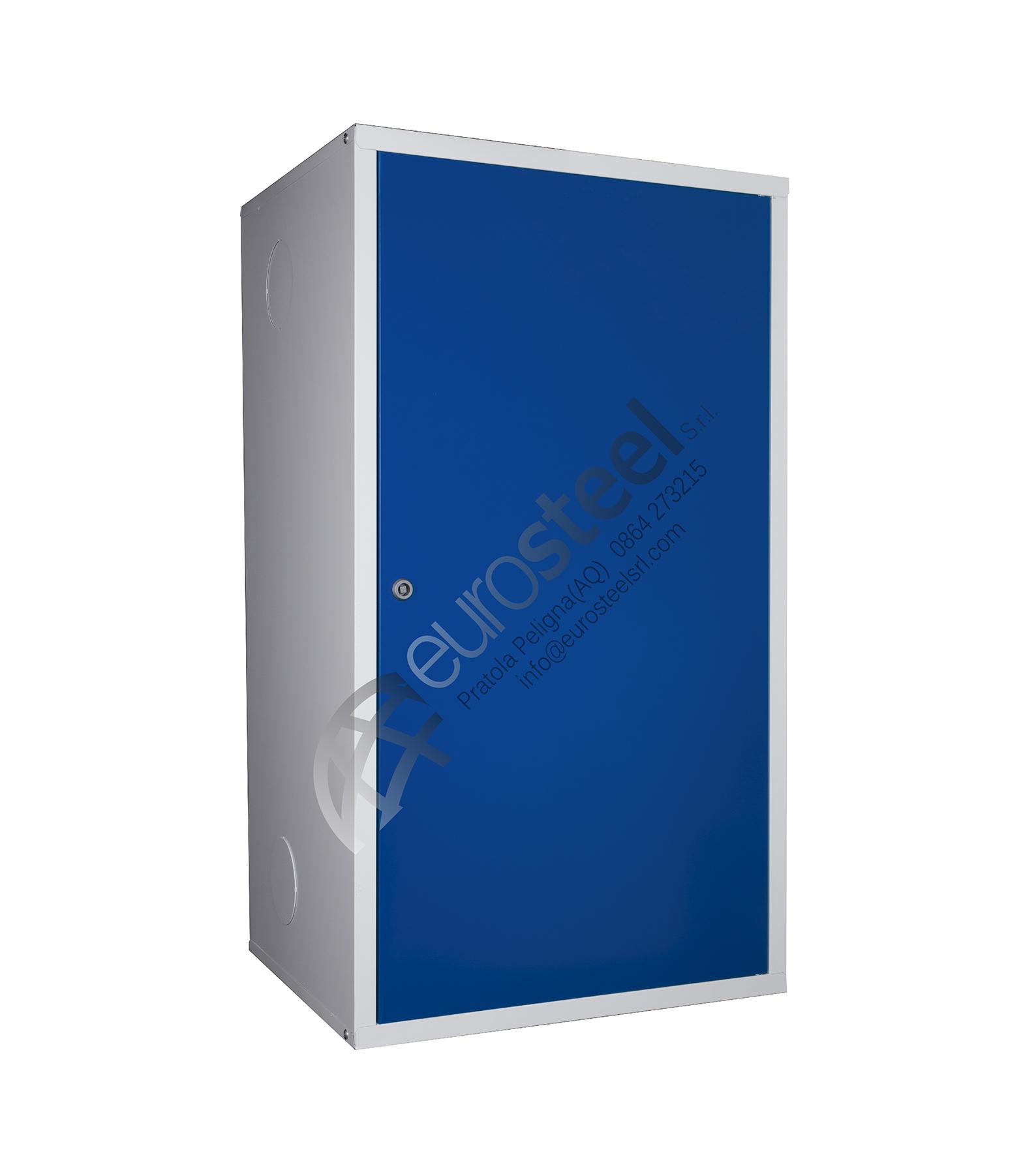 copricaldaia porta blu