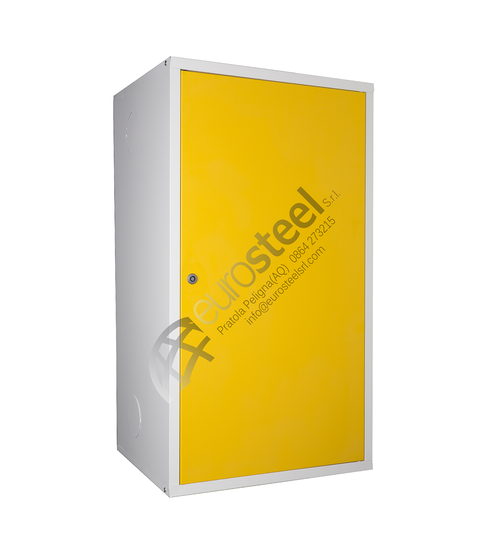 copricaldaia porta giallo