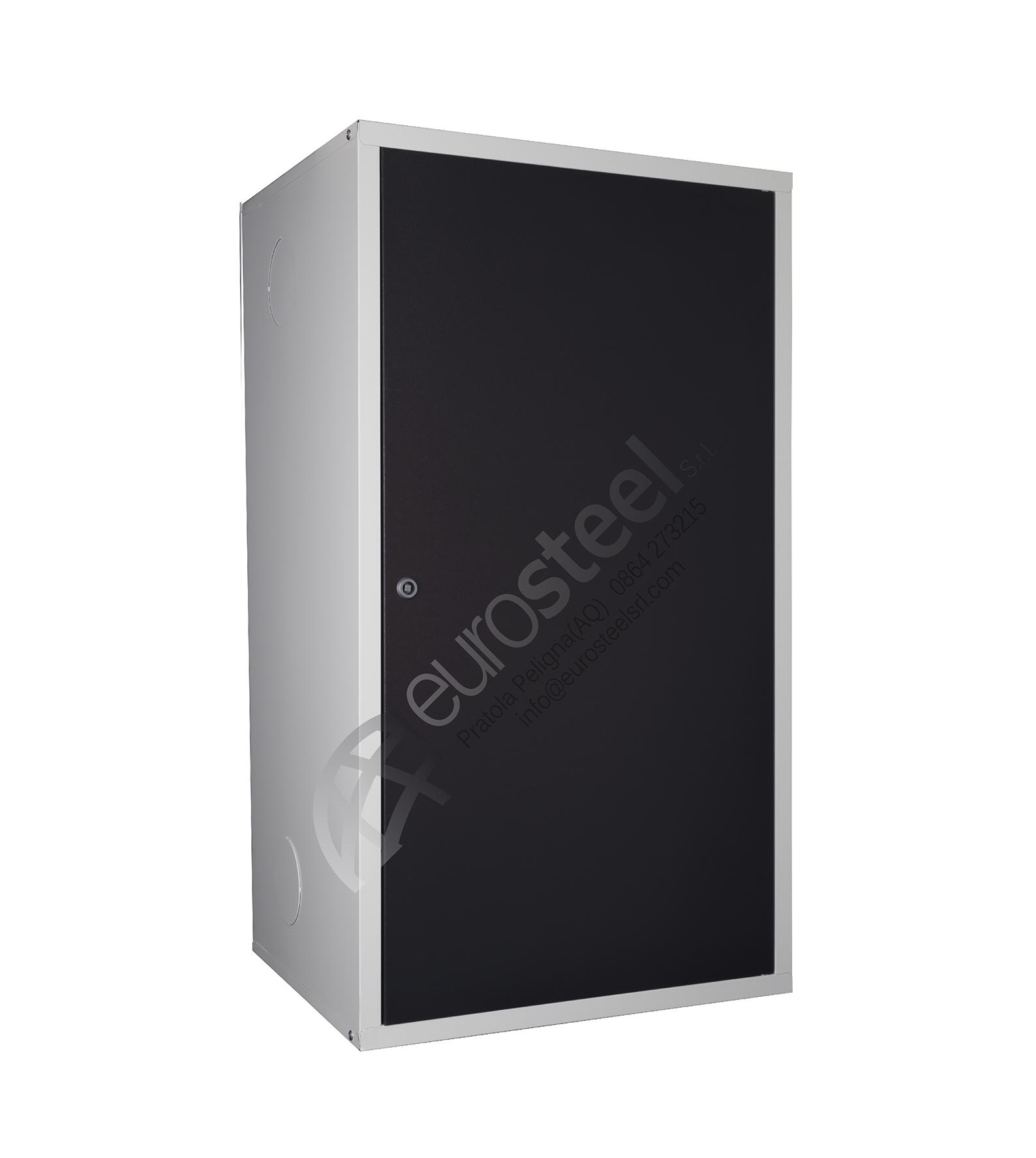 copricaldaia porta grigio antracite