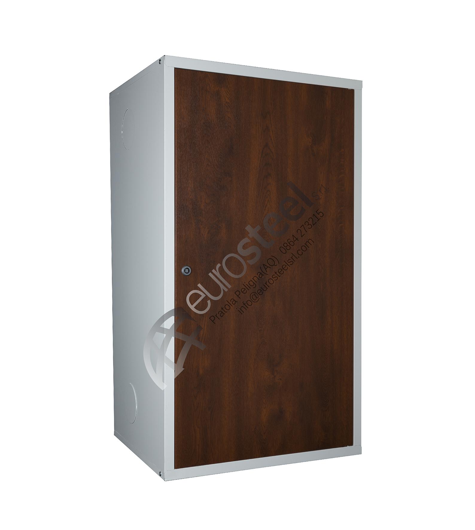 copricaldaia porta legno