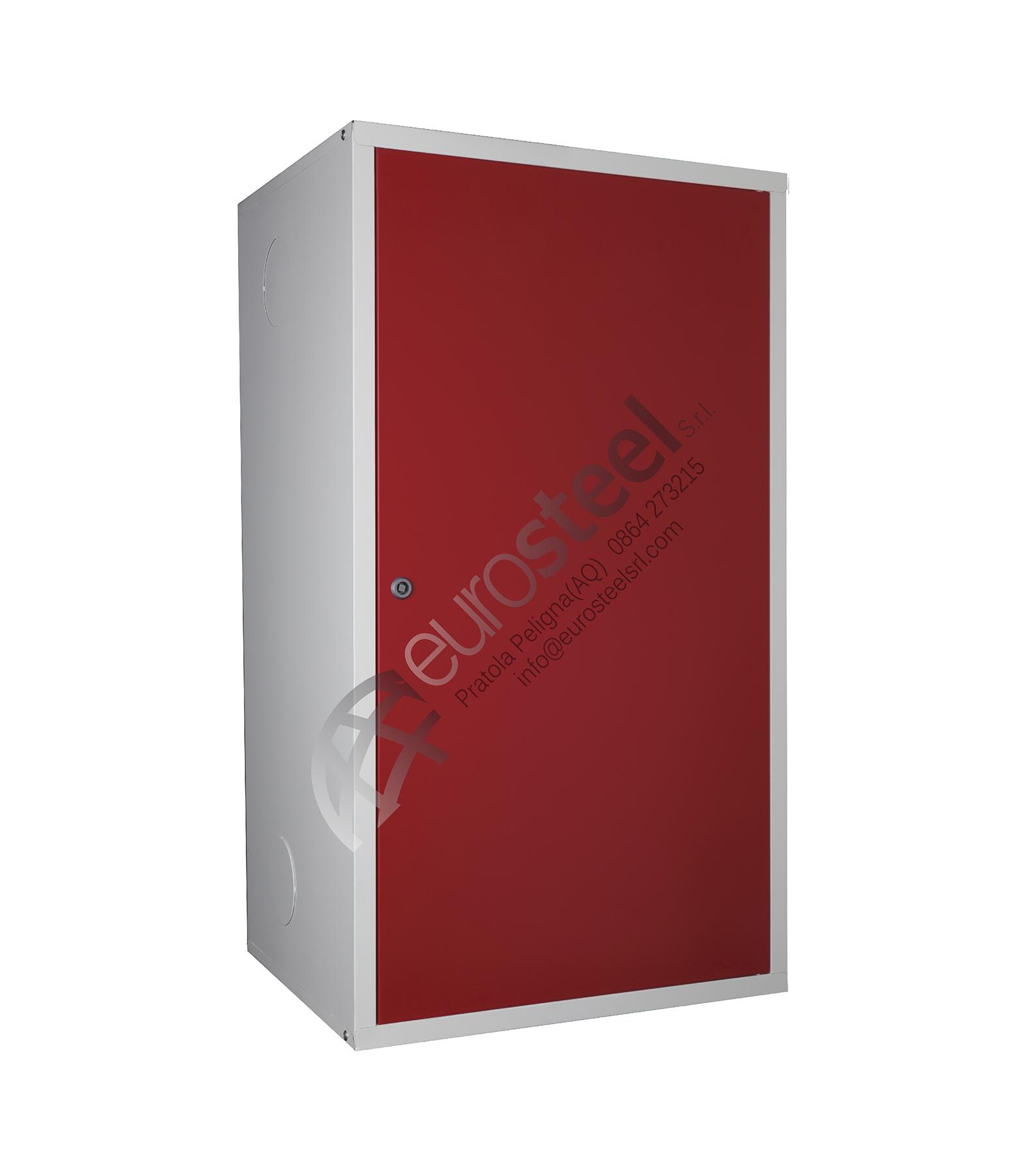 copricaldaia porta rossa