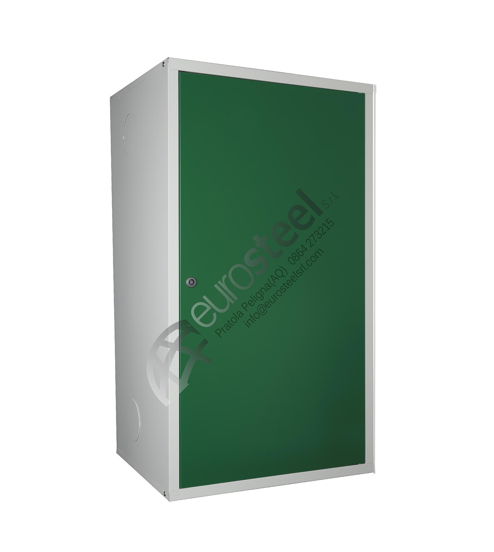 copricaldaia porta verde